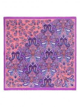 Платок Labbra LSZ33-523 Фиолетовый фото №1 01-00021523