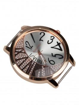 Часы ELEGANZZA (Элеганза) W-02d4.5 Белый фото №1 01-00018701
