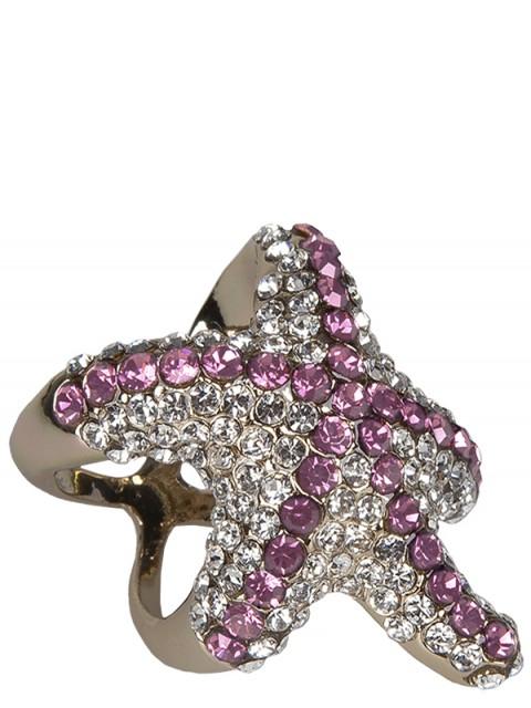 Бижутерия для платков ELEGANZZA (Элеганза) X1935 Розовый фото №1 01-00009114