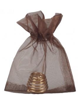 Бижутерия для платков ELEGANZZA (Элеганза) F1 Желтый фото №2 01-00000775
