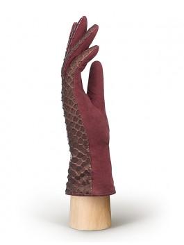 Fashion перчатки ELEGANZZA (Элеганза) HP29100 Бордовый фото №2 01-00010445