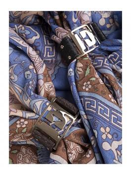 Бижутерия для платков ELEGANZZA (Элеганза) 28A-F1002-1 Черный фото №2 01-00012920