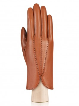 Классические перчатки ELEGANZZA (Элеганза) F-IS0090 Рыжий фото №1 01-00023793
