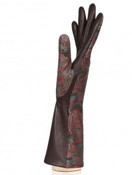 Fashion перчатки ELEGANZZA (Элеганза) IS00148 Коричневый фото №2 01-00020567