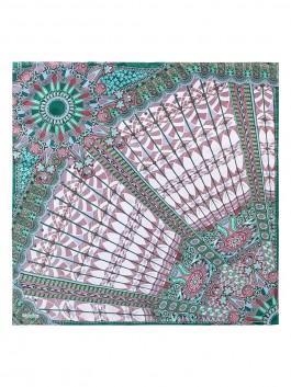 Платок ELEGANZZA (Элеганза) E04-7163 Зеленый фото №1 01-00024640