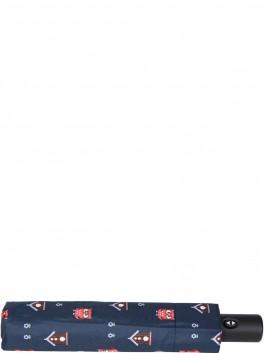 Зонт-автомат Labbra A3-05-LM213 Черный фото №3 01-00025167