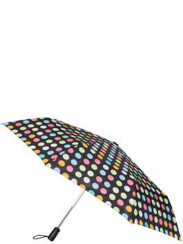 Зонт-автомат Labbra A3-05-LT212 Черный фото №2 01-00025174