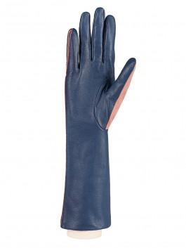 Длинные перчатки ELEGANZZA (Элеганза) F-IS0065 Коралловый фото №2 01-00015640
