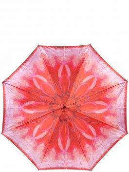 Зонт-трость ELEGANZZA (Элеганза) T-06-0341 Красный фото №3 01-00023826