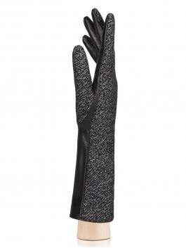 Длинные перчатки Labbra LB-02076 Черный фото №2 01-00019999