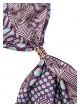 Бижутерия для платков ELEGANZZA (Элеганза) R540 Золотой фото №2 01-00020783