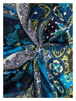 Бижутерия для платков ELEGANZZA (Элеганза) R546 Серебряный фото №2 01-00020789