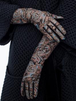 Fashion перчатки ELEGANZZA (Элеганза) IS00148 Черный фото №3 01-00023450
