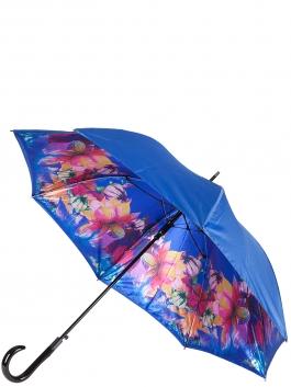 Зонт-трость ELEGANZZA (Элеганза) T-06-0371D Желтый фото №1 01-00025117