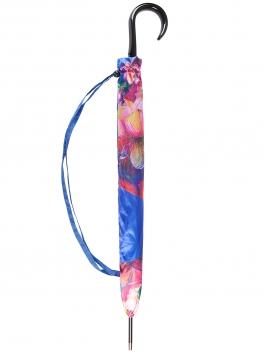 Зонт-трость ELEGANZZA (Элеганза) T-06-0371D Желтый фото №2 01-00025117