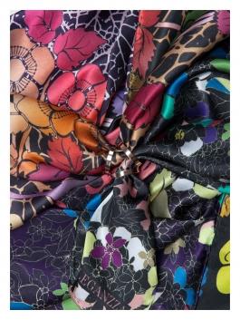 Бижутерия для платков ELEGANZZA (Элеганза) R544 Золотой фото №3 01-00020787