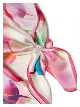 Бижутерия для платков ELEGANZZA (Элеганза) R545 Серебряный фото №3 01-00020788