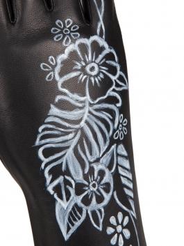 Fashion перчатки ELEGANZZA (Элеганза) F-IS0031 Черный фото №3 01-00026417