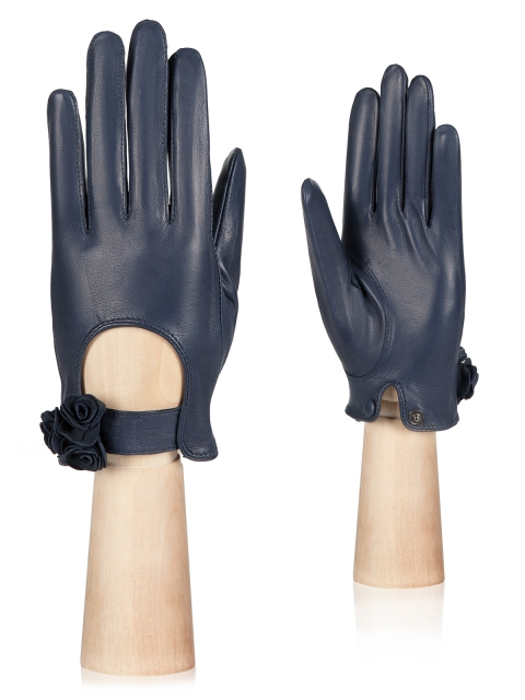 Fashion перчатки ELEGANZZA (Элеганза) HP02020 Синий фото №1 01-00026361