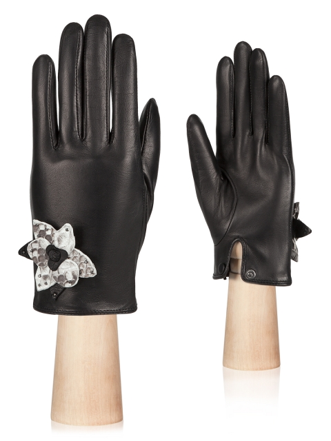 Fashion перчатки ELEGANZZA (Элеганза) IS12500 Темно-серый фото №1 01-00026389