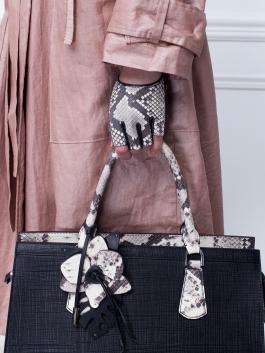 Fashion перчатки ELEGANZZA (Элеганза) IS02003 Черный фото №2 01-00026382