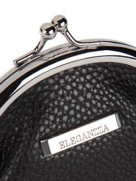 Кошелёк ELEGANZZA (Элеганза) Z5751-2801 Черный фото №2 01-00027043