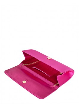 Сумка вечерняя, клатч ELEGANZZA (Элеганза) ZZ-14282 Розовый фото №4 01-00009170