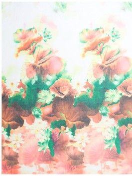 Платок Labbra LFA60-735 Оранжевый фото №1 01-00026315