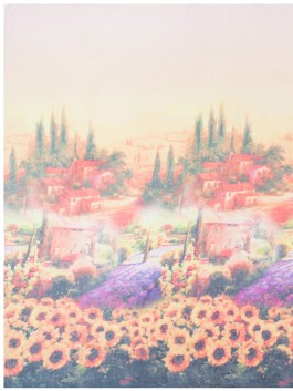 Платок Labbra LFA60-732 Желтый фото №1 01-00026306