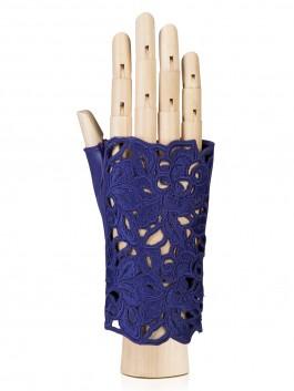 Перчатки без пальцев, митенки ELEGANZZA (Элеганза) F-0162 Голубой фото №1 01-00014234