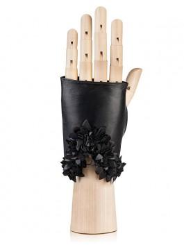 Перчатки без пальцев, митенки ELEGANZZA (Элеганза) F-0250 Черный фото №1 01-00014228