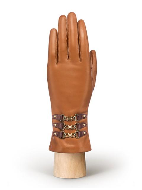 Классические перчатки ELEGANZZA (Элеганза) F-HP1992 Бежевый фото №1 01-00009619