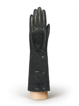 Длинные перчатки ELEGANZZA (Элеганза) F-HS0097 Черный фото №1 01-00010646