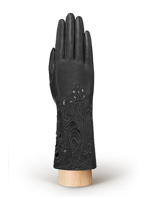 Fashion перчатки ELEGANZZA (Элеганза) F-IS0067 Черный фото №1 01-00010670