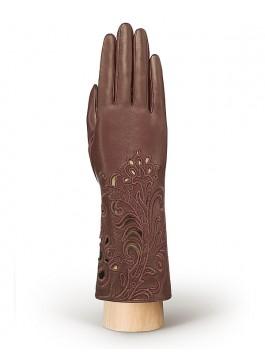 Fashion перчатки ELEGANZZA (Элеганза) F-IS0067 Коричневый фото №1 01-00010671