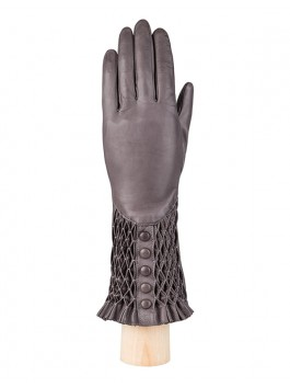 Fashion перчатки ELEGANZZA (Элеганза) F-IS0070 Темно-серый фото №1 01-00005238