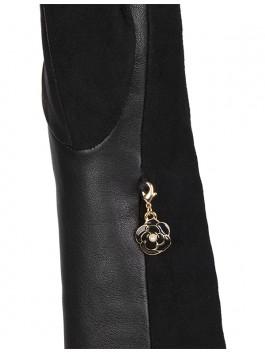 Кулон для перчаток ELEGANZZA (Элеганза) KLSG-102 Черный фото №2 01-00012733