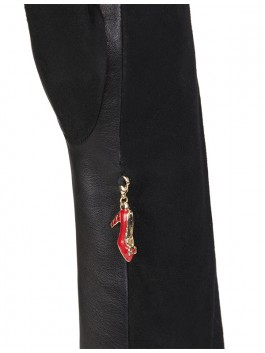 Кулон для перчаток ELEGANZZA (Элеганза) KLSG-120 Красный фото №2 01-00012758