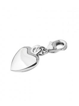 Кулон для перчаток ELEGANZZA (Элеганза) KLSN-002 Серебряный фото №1 01-00012706
