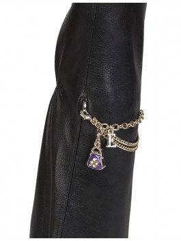 Перчатки Magic Talisman ELEGANZZA (Элеганза) F-IS5500-BRG Черный фото №2 01-00012564