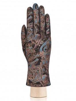 Fashion перчатки ELEGANZZA (Элеганза) IS00151 Черный фото №1 01-00023452