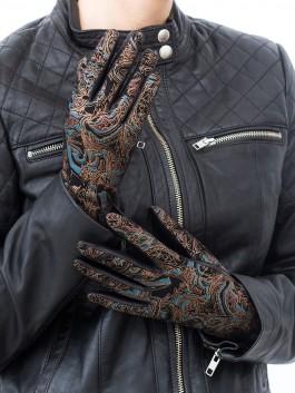 Fashion перчатки ELEGANZZA (Элеганза) IS00151 Черный фото №3 01-00023452