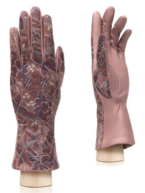 Fashion перчатки ELEGANZZA (Элеганза) IS00153 Розовый фото №1 01-00028391