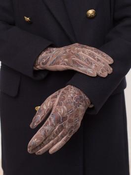 Fashion перчатки ELEGANZZA (Элеганза) IS00153 Розовый фото №2 01-00028391