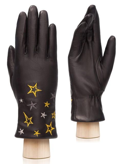 Fashion перчатки ELEGANZZA (Элеганза) IS04035 Черный фото №1 01-00028397