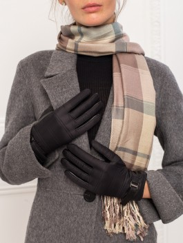 Fashion перчатки Labbra LB-0099 Черный фото №3 01-00027451