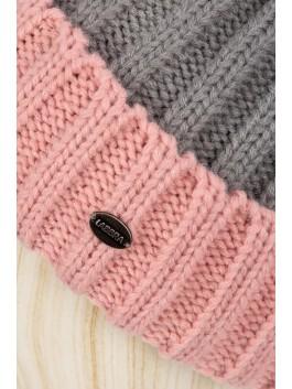 Шапки Labbra LB-I66001 Розовый фото №3 01-00028127