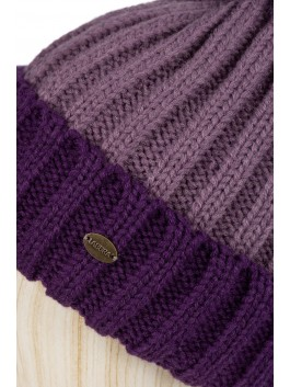 Шапки Labbra LB-I66001 Фиолетовый фото №3 01-00028130