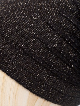 Шапки Labbra LB-D77014 Черный фото №2 01-00028236