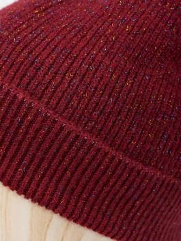 Шапки Labbra LB-D77103 Бордовый фото №3 01-00028246